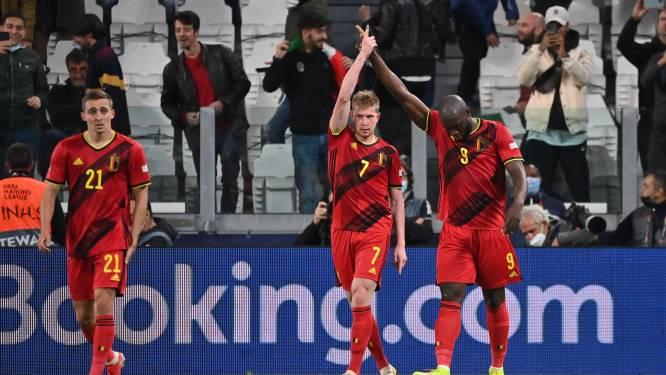 Rode Duivels blijven eerste op FIFA-ranking