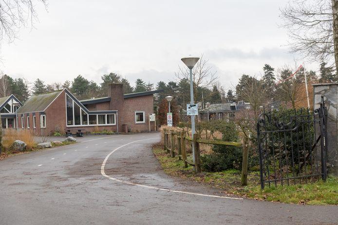 Recreatiepark de Achterste Hoef aan de Toprijt.