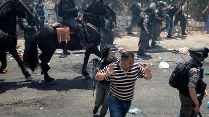 Drie Palestijnse tieners gedood bij zware rellen in Jeruzalem