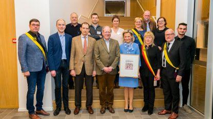 Cultuurprijs voor 'kasteeldame' Isabelle van Caloen