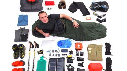 """Fotograaf Vincent Kalut mee op avontuur naar de Everest: """"Ik heb getraind"""""""