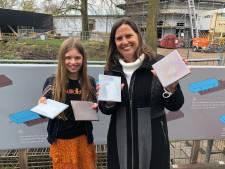 Wie steentje bijdraagt aan tuin Museum Arnhem krijgt tegel als dank
