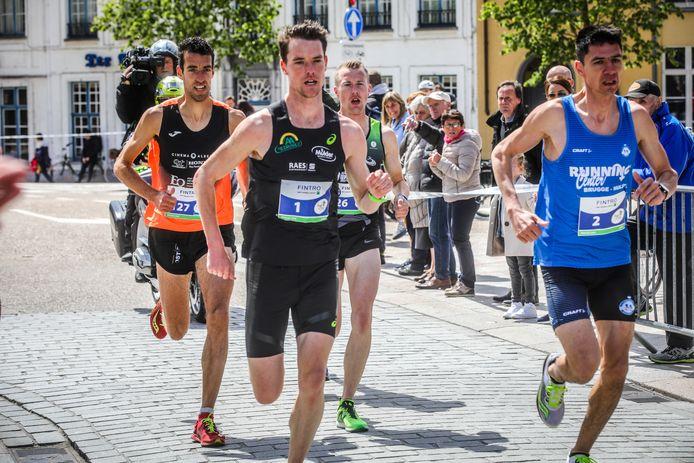 Dwars door Brugge 2019 blijft voorlopig wel de laatste échte editie van het loopevenement.