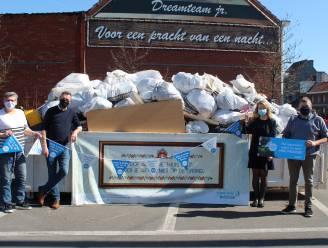 255 vrijwilligers zamelen samen meer dan twee ton zwerfvuil in (en sluikstorters dumpen nog wat extra)