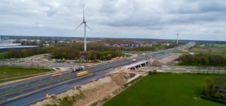 Verbreding van A1 zorgt voor vertraging van halfuur tussen Lochem en Twello