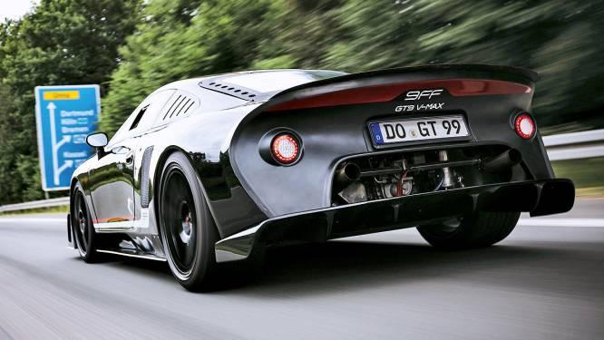 Dit zijn de zes snelste auto's ter wereld