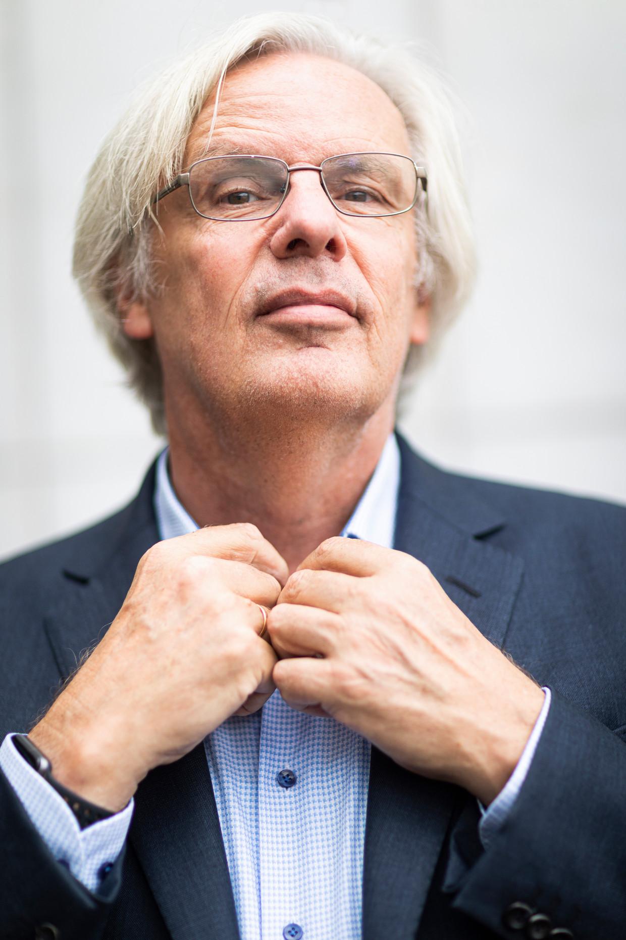 Arre Zuurmond:  'De politiek heeft een soort hofnar nodig.'   Beeld Tammy van Nerum