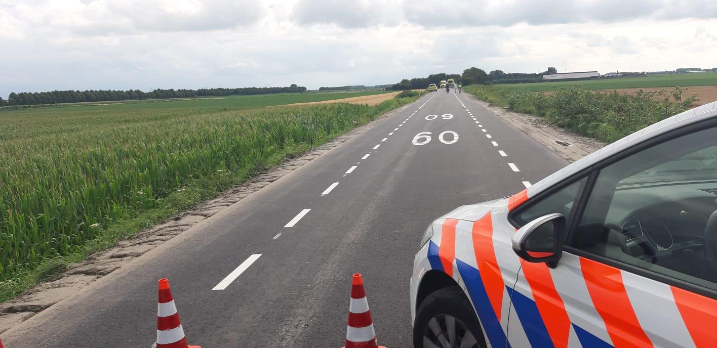 De Boerendijk in Fijnaart is onlangs opnieuw geasfalteerd.