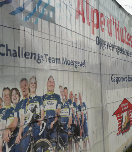 Team Alpe d'HuZes Moergestel heeft al ruim één ton op de teller