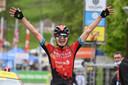 Mark Padoen viert zijn tweede ritzege op rij.