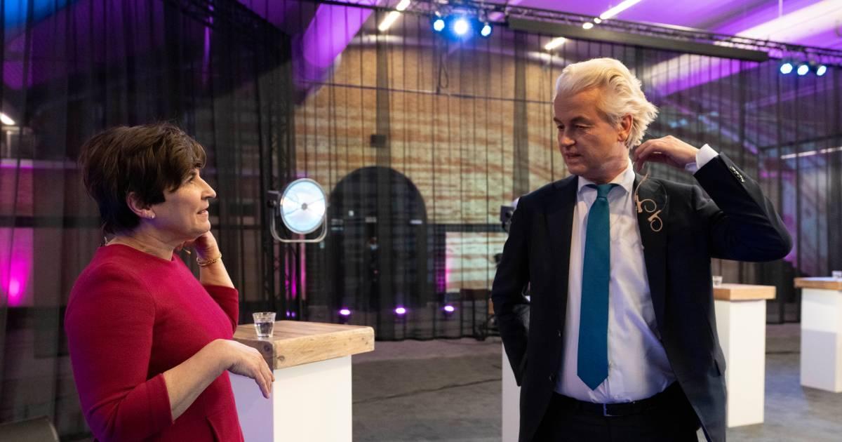 LIVE | CDA'er Omtzigt wordt 'chagrijnig' van campagne, aantal gemeenten telt stemmen op grote locatie - AD.nl