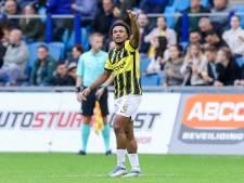 Un grand Loïs Openda offre la victoire à Vitesse contre Feyenoord