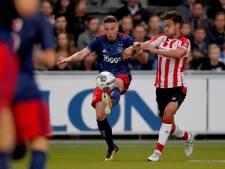 Mees de Wit duikt ondanks contract bij Sporting Lissabon op in Zwolle