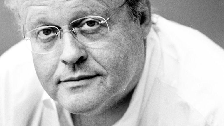 Guus Verstraete in 2002 Beeld Jean-Pierre Jans