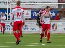 Kozakken Boys verliest voor het eerst sinds januari weer een wedstrijd