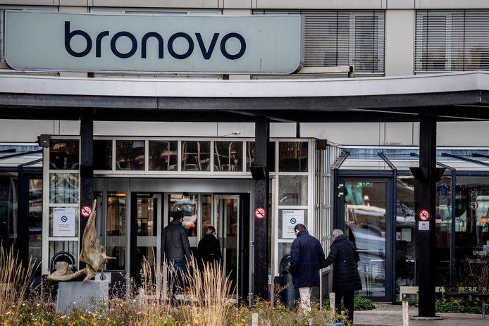 Het Bronovo ziekenhuis in Den Haag.