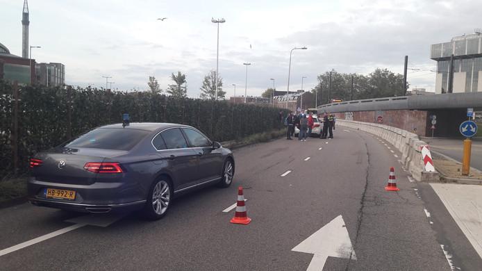 Ongeval Westplein