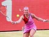 Kiki Bertens verliest van Petra Kvitova