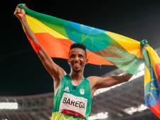 Eerste atletiekgoud naar Ethiopiër Barega op 10.000 meter
