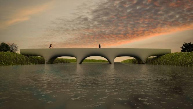 Een brug uit de 3D-printer? In Nijmegen gebeurt het