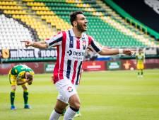 Feyenoord heeft Willem II-aanvaller Pavlidis op de radar