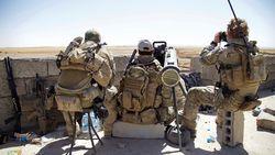 Foto's getuigen van Belgische steun aan offensief van Tal Afar