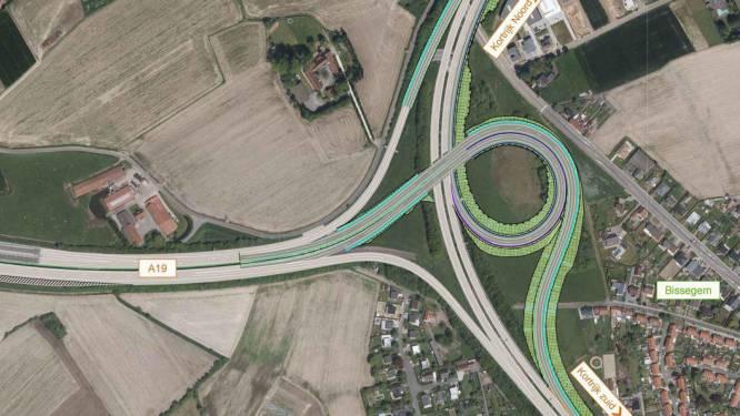Omgevingsvergunning voor langverwachte nieuwe verkeerswisselaar A19-R8