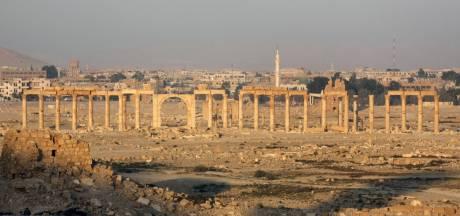 IS executeert 23 burgers nabij historisch Palmyra