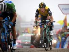 Waar kan Kruijswijk nog meer tijd winnen in deze Vuelta?