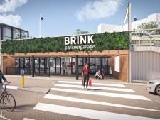 Zo komt de vernieuwde Brinkgarage in Deventer eruit te zien: 'Duidelijk onderscheid tussen auto's en voetgangers'