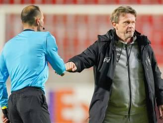 """REACTIES. Vercauteren: """"Eigenaardige match, er zat zoveel meer in"""" - Gerrard: """"Het kan nog voor Antwerp"""""""