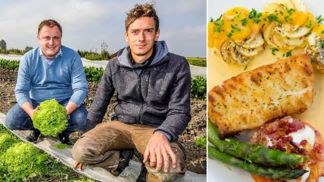 """Slecht ziekenhuiseten? Zo kan het ook. Chef Pieter De Smet (AZ Zeno) toont hoe lekker én gezond kunnen samengaan en overtuigde zelfs Gault&Millau: """"Lekker eten geeft een boost aan onze patiënten"""""""