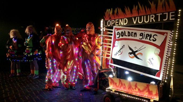 De Golden Girls gaan als een Lopend Vuurtje rond in Heerewaarden.