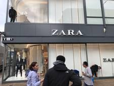 Zara geopend: impuls Heuvelstraat, aderlating Willem II-straat. 'Erger dan ik dacht'