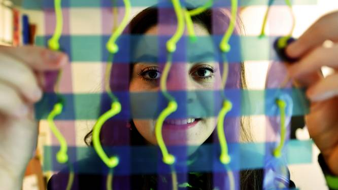 Annemijn uit Schijf schittert op Dutch Design Week: 'Mijn kracht: van het gewone het ongewone maken'
