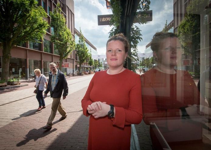 Sophie Schijf is directeur van de Arnhemse Stockdagen.