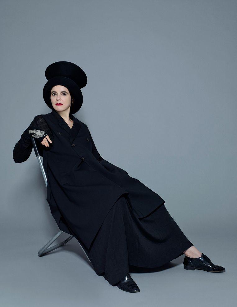 Belgisch exportproduct Amélie Nothomb laat zien dat haar talent nog niet is afgebot. Beeld Jean-Baptiste Mondino
