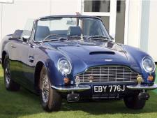 Man bouwt Aston Martin met 3D-printer