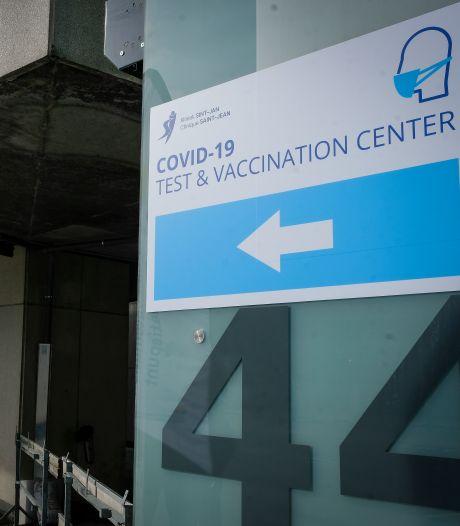 Trois quarts des soignants bruxellois de première ligne ont nié l'appel à se faire vacciner