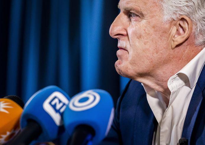 De overleden misdaadverslaggever Peter R. de Vries.