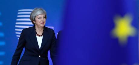 Iedereen pakt zijn momentje tijdens sombere brexit-avond