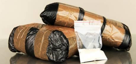 Vondst handelshoeveelheid harddrugs leidt tot sluiten van woning in Kaatsheuvel