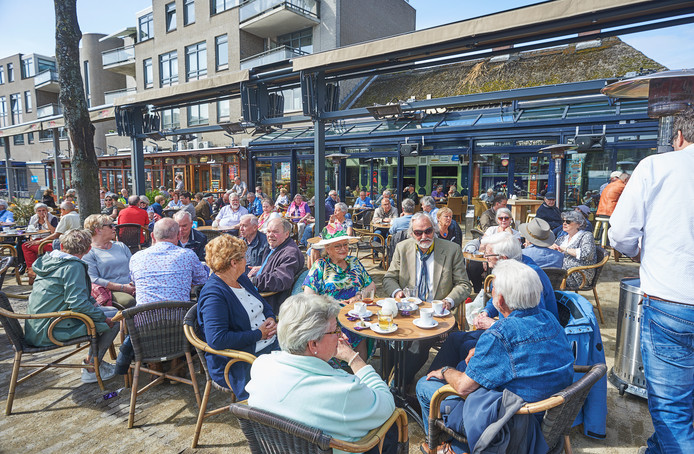 De Nederlandse horeca profiteert van de toeristische groei.