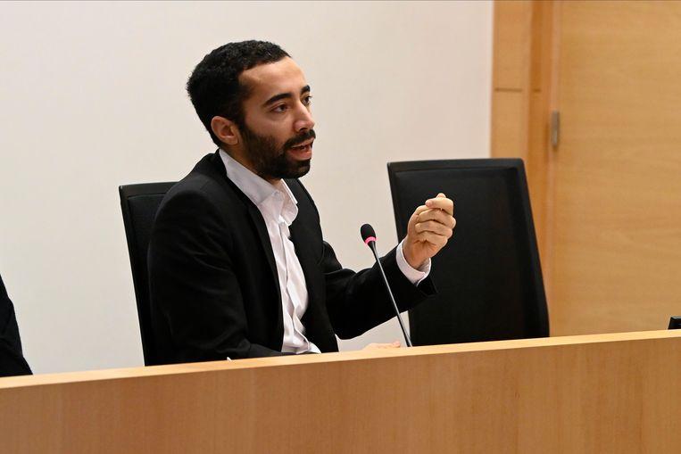 Sammy Mahdi. Beeld Photo News