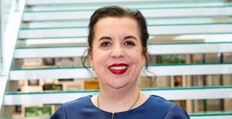 Zó ziet de vrouw van Francis van Broekhuizen eruit Beeld BrunoPress