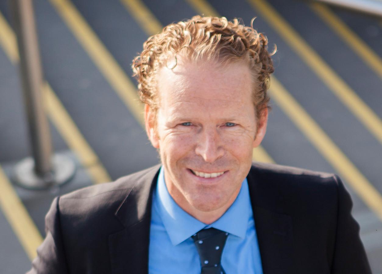 Jeroen Donders is het nieuwe hoofd van schoolbestuur Het Hooghuis.