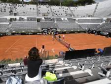 Djokovic na zege blij met publiek, Nadal ontsnapt na marathonpartij aan uitschakeling