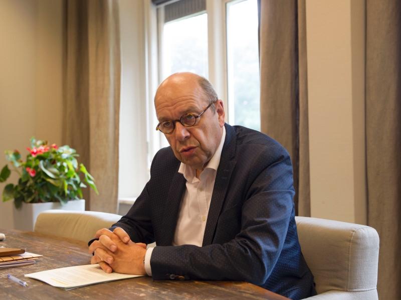 GGzE-bestuursvoorzitter Joep Verbugt. Archieffoto Jurriaan Balke/fotomeulenhof