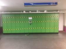 Al weken geen kluisjes in parkeergarages Den Bosch: 'We kijken naar een oplossing'