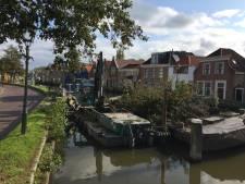 Kadeverbetering Schipluiden in volle gang: Nieuwe damwanden moeten tegen overstroming beschermen